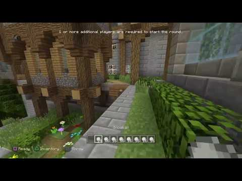 Minecraft how to get snow balls in new lobby p2