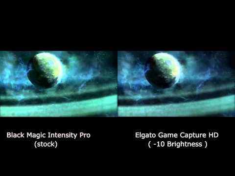 BEST ELGATO HD QUALITY vs BLACK MAGIC COMPARISON