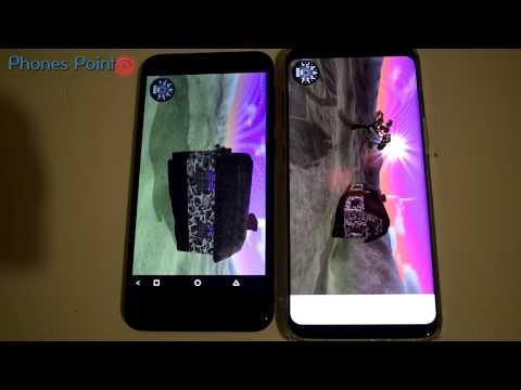Samsung Galaxy S8 vs Umdigi G Benchmark