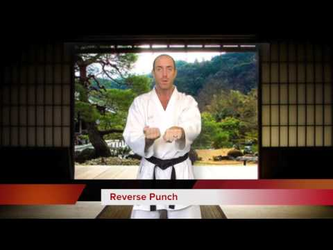 Karate for beginner 9th kyu practice lesson