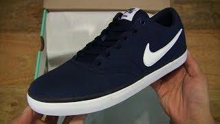 hot sale online d3c51 b73df Nike SB Check Solarsoft Canvas