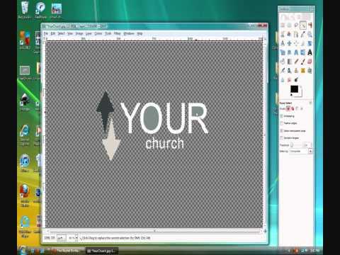Media Revival Transparent Background for Church Logo w/(DUB STEP)