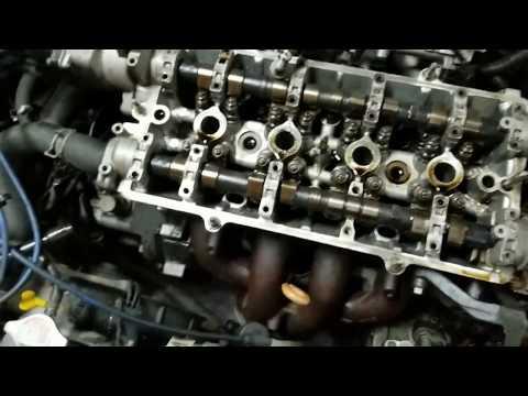 How to Remove Head B18b1: Acura Integra project series