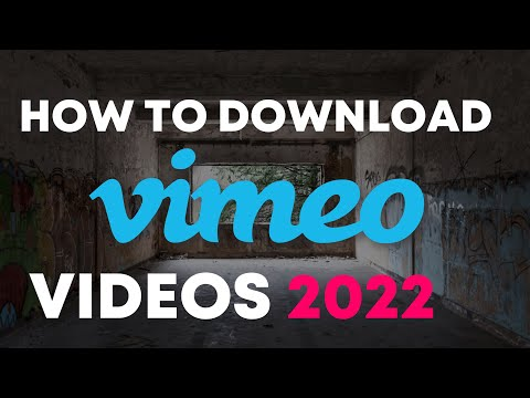 [Solved] How to download Private Vimeo videos ( June 2018)