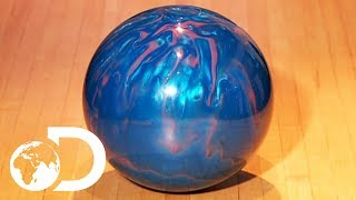 BOWLING BALLS   How It's Made