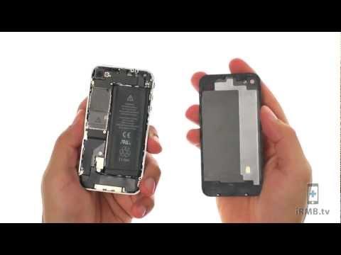 Battery Repair - iPhone 4 How to Tutorial