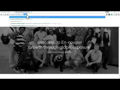 How to create a WordPress blog post tutorial for En-novate