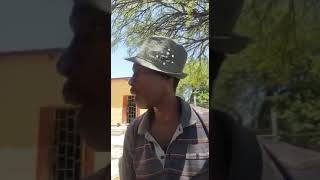 Download Funny herero man bitten by a spider telling it like it happenned Video