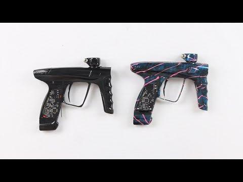 DLX Luxe X Paintball Gun - Review