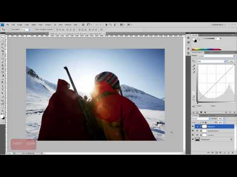 How-To Create a PDF with Adobe Photoshop CS4 / Bridge - Photoshop Tutorial [60 Seconds]
