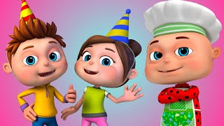 Birthday Cake Episode   Zool Babies Series   Cartoon Animation For Children   Videogyan Kids Shows