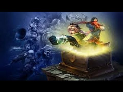 LEAGUE OF LEGENDS MYSTERY GIFTING AND BUY LEGACY SKINS
