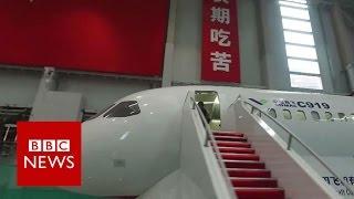 A tour of China
