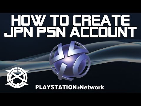 How to create Japanese PSN account on a PS4 (Step-by-step)