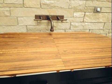 Teak Shower Floor Insert   Shower Safety   Teak Wood Shower Mat   Bathroom Ideas   Bathroom Designs