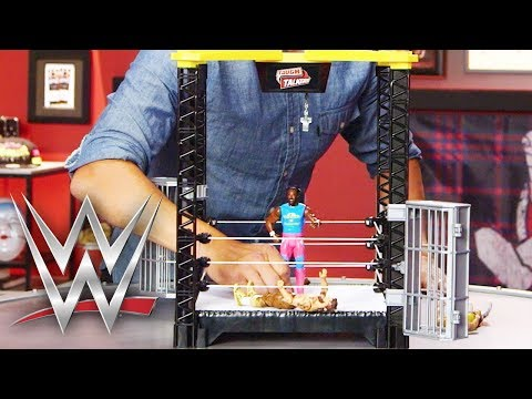 WWE Tough Talkers Demo | WWE | Mattel Action!