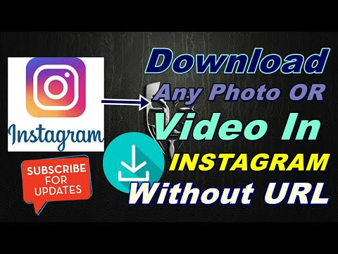 How To download Instagram Picture or Video Without URL || Instagram se pic By Technical Shrawan