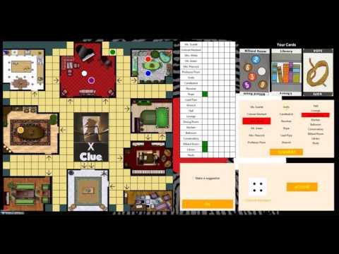 15-112 TP: Clue AI