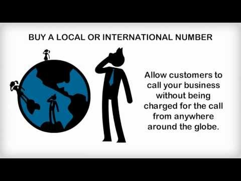 Get a Local or international Phone numbers   Vozup