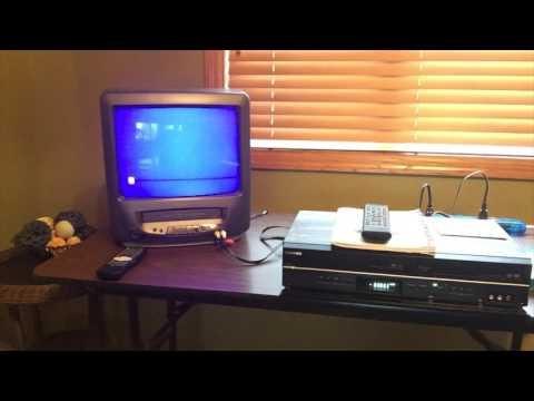 How to convert VHS to DVD via Toshiba DVR620