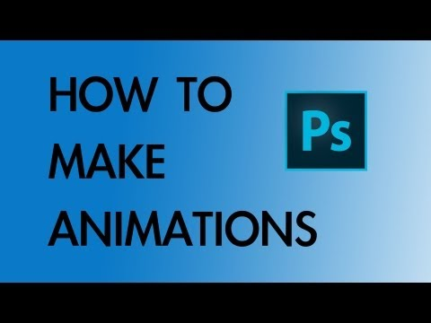 How To Make A Simple Animation in Photoshop CC