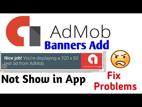 How to show AdMob Banner Add In android app Thunkable Or Appybuilder