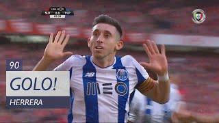 Benfica 0-(1) FC Porto (Liga 30ª J): Golo de Herrera