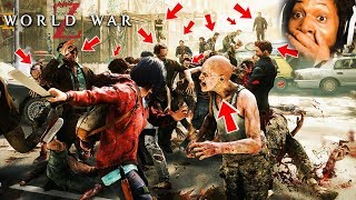 LOOK AT ALL THESE ZOMBIES.. ACTUALLY HOW!? | World War Z Gameplay (New York Part 1)