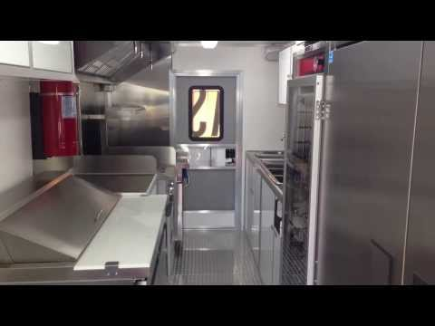 How to Build A Custom Mobile Food Truck by MAG Specialty Vehicles (MSV)