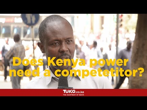 Kenyans call on government to end Kenya Power's monopoly