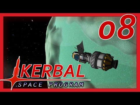 🚀 Minmus Orbit - Kerbal Space Program: Career Part 8