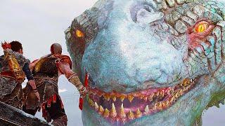 GOD OF WAR 4 Gameplay Trailer #2 E3 2017 (PS4 2018)