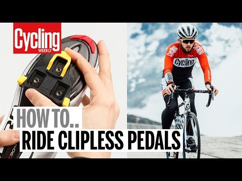 How to ride clipless pedals | Cycling Weekly