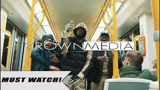 Kay Rico - #SparringSessions (Round 1) [Music Video] | KrownMedia