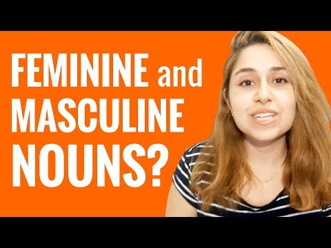 Ask an Arabic Teacher - Are There Feminine and Masculine Nouns in Arabic?