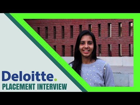 Deloitte Interview Experience | Job Interview | Question and answers