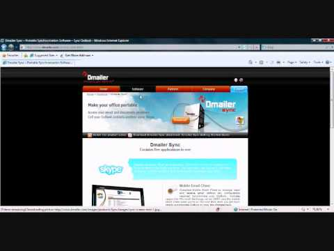 How to make an extra copy of your outlook emails..wmv