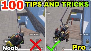 10 Tips & Tricks | PUBG Mobile | How To Become A Better Player