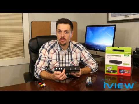 iView 3500STBII Digital Converter Box Product Review