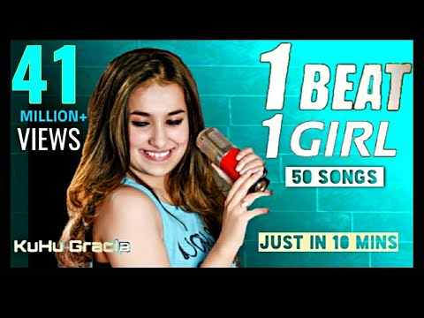 Xxx Mp4 50 Songs In 10 Minutes 1 Beat Bollywood Mashup Romantic Mashup Love Mashup KuHu Gracia 3gp Sex