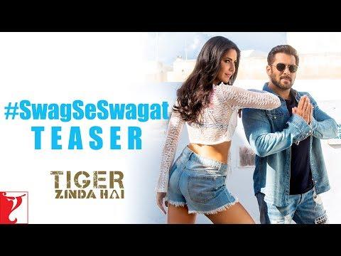 Xxx Mp4 Swag Se Swagat Song Official Teaser Tiger Zinda Hai Salman Khan Katrina Kaif 3gp Sex