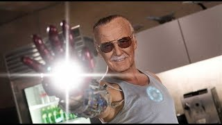 All Stan Lee Cameos 2008 2017