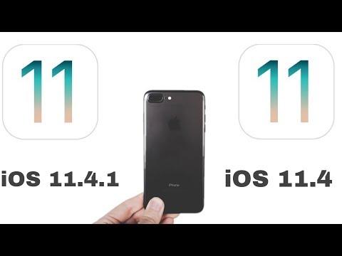 iOS 11.4.1 vs iOS 11.4 app opening test on iPhone 7 plus | iSuperTech