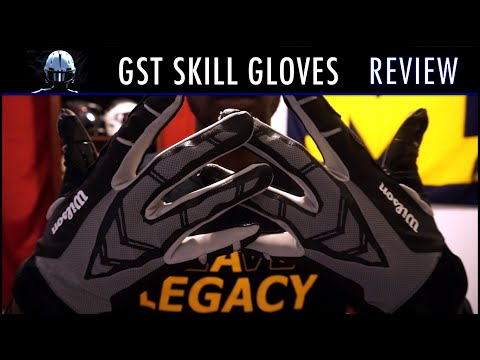 Wilson GST Skill Gloves Review - Ep. 221