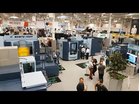 CMTS 2017 - Canadian Manufacturing Tool Show FTW!!!