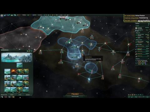 Stellaris with Starlord Sick Savi