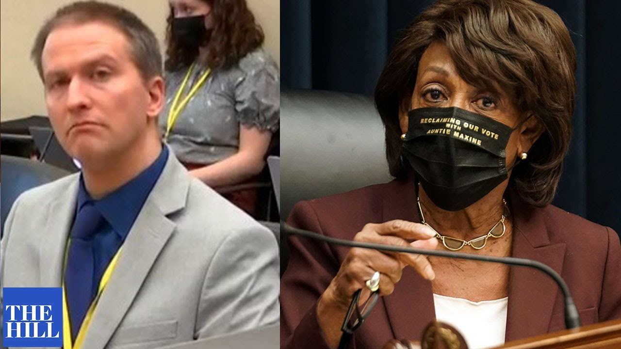 #BREAKING: Judge says that Rep. Waters may cause entire Chauvin case being overturned