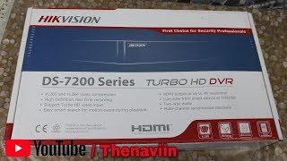 Hikvision Ds 7200 Setup