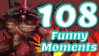 Heroes of the Storm: WP and Funny Moments #108