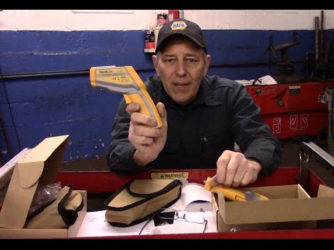 Tool Review For Tacklife Infrared Thermometer 05 And 06